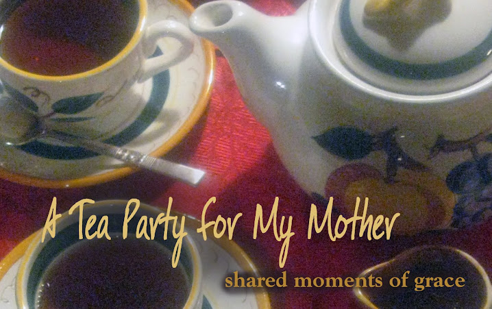 A Tea Party for My Mother