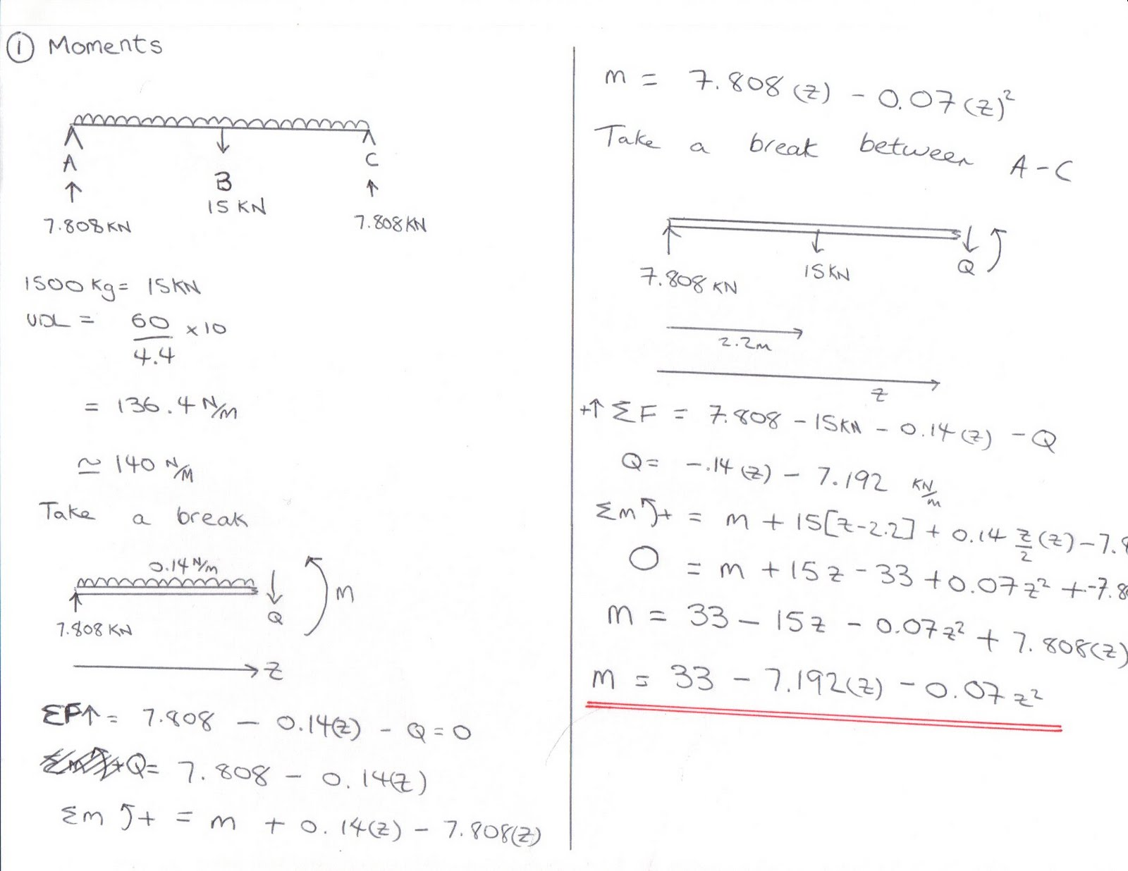 Overhead Crane Design Calculations : Me crane project