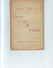 FIEBRE EN LA POESIA
