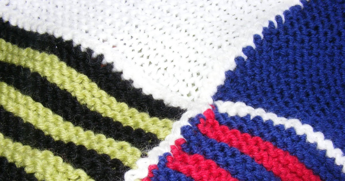SoonArmy: How to Knit a Peggy Square - Part 1