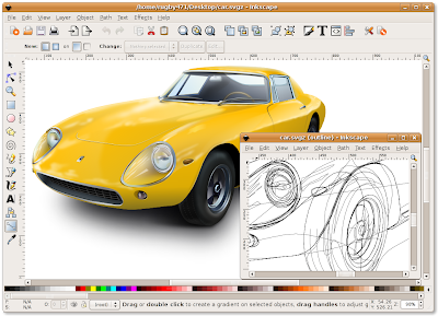 Download Free Inkscape Open Source Vector Graphic Editor