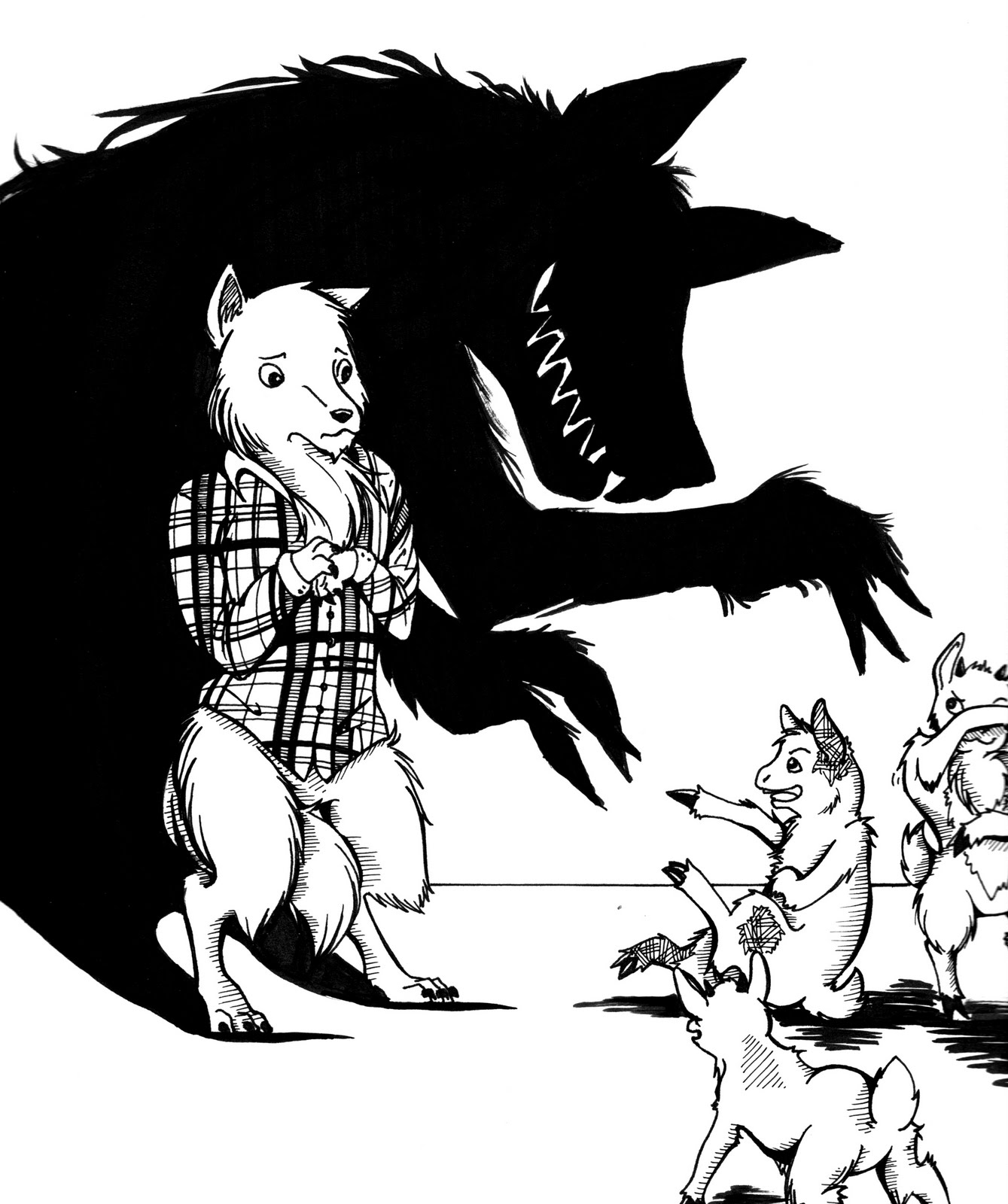 Fairy tales thesis