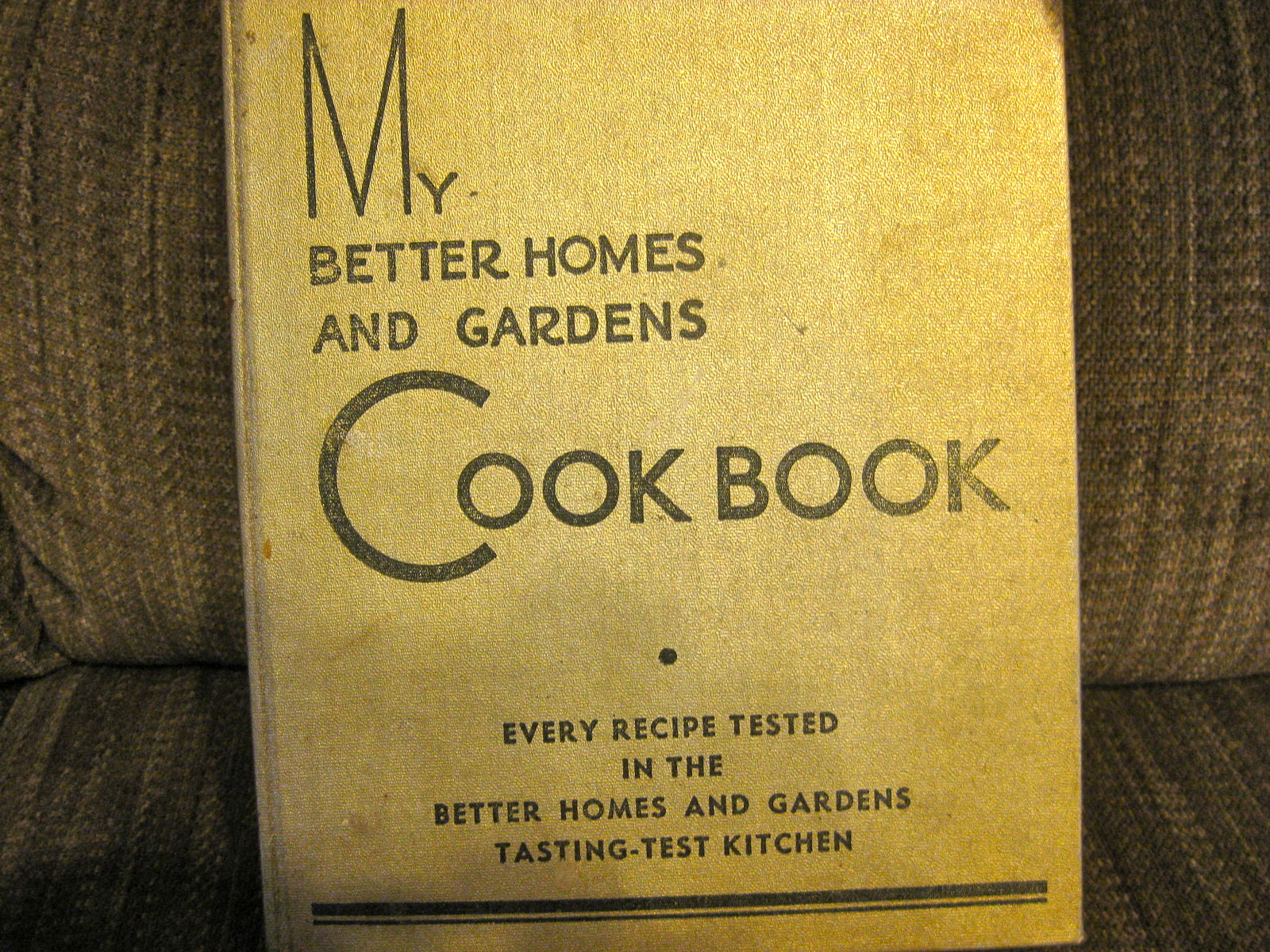 Better Homes And Gardens Test Kitchen Just Me Better Homes And Gardens Cookbooks