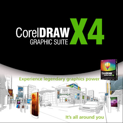 corel draw x4 download with keygen