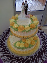 Wedding Tier Cake