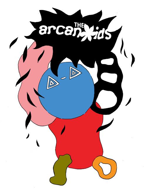 the arcanoids