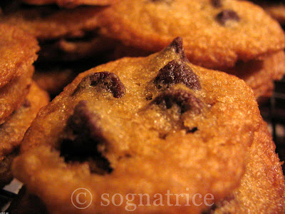 personable chocolate chip cookie