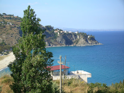 gulf of squillace, montepaone, calabria, italy
