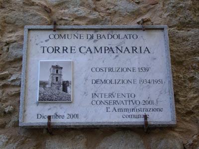 Old watchtower, Badolato, Calabria, Italy