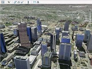 Gambar Dari Tampilan Google Earth