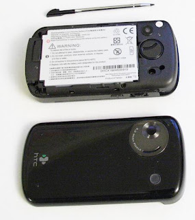 HTC3600 and cover