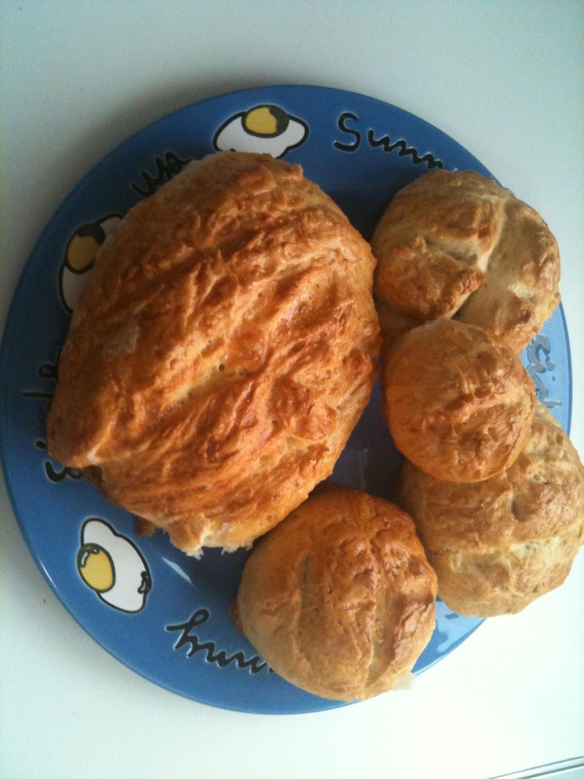 No todo es cocinar receta pan casero for Cocinas baratisimas