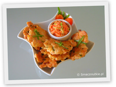 Siekane kotleciki drobiowo-serowe - w sam raz na niedzielny obiad