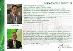 Researchers & Scientists