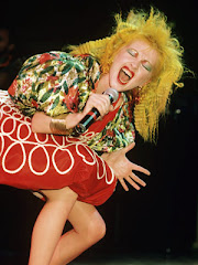 Cyndi Lauper Post