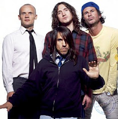 Red Hot Chili Peppers Post