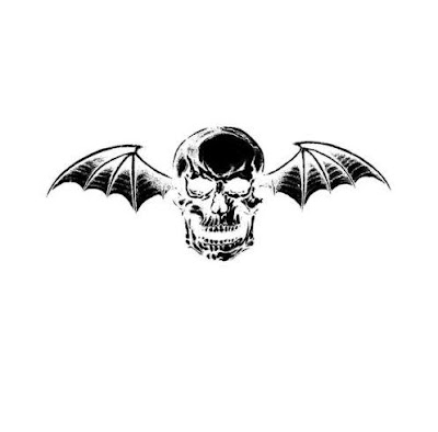 avenged sevenfold logo. avenged sevenfold logo.