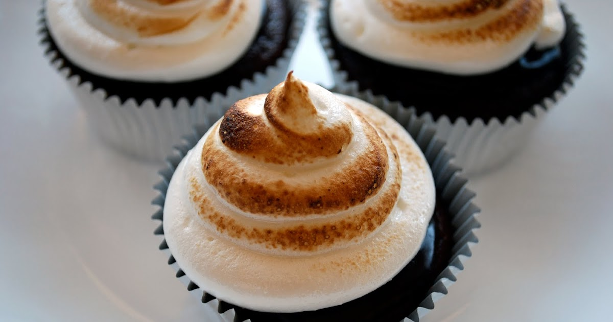 Baked by Jen: Chocolate Cupcakes - Two Ways