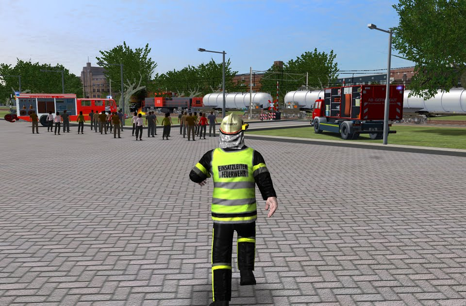feuerwehr simulator 2014 download NO SURVEY