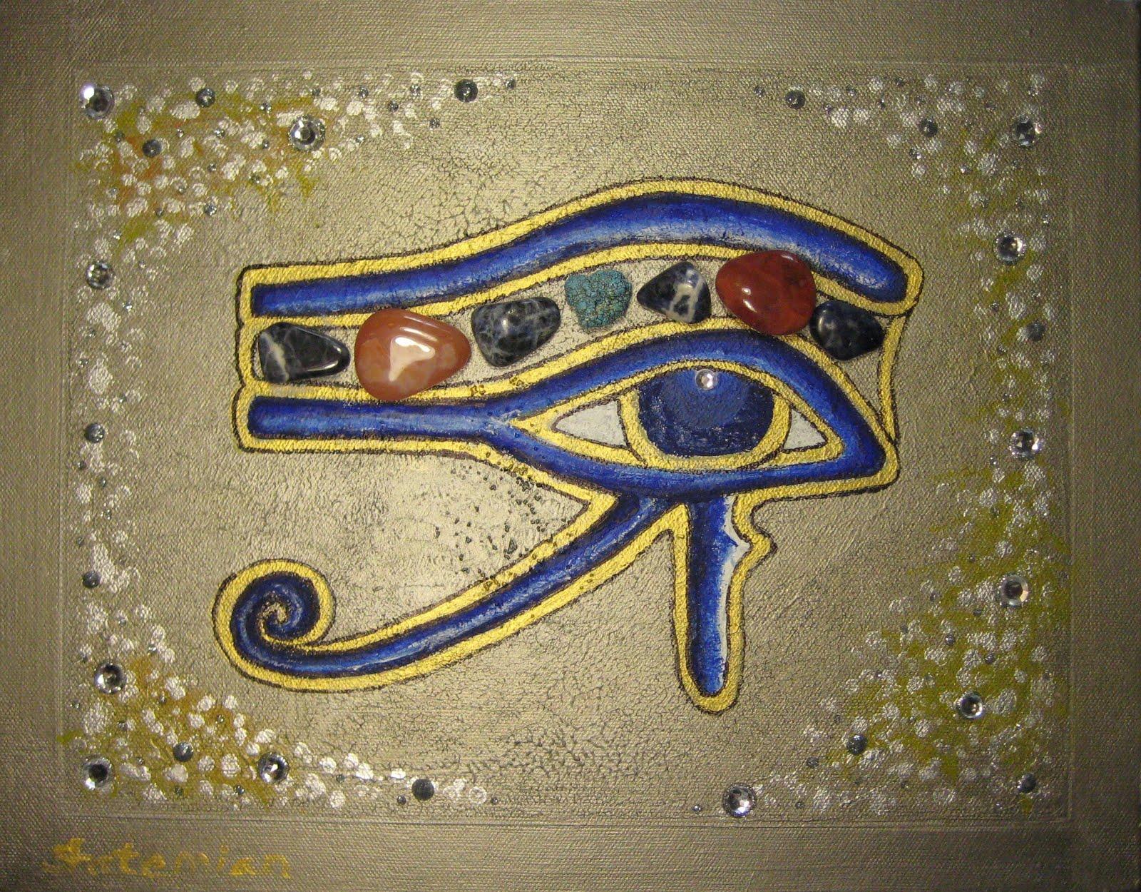 eye of horuseye of ra udjat wedjat symboldictionarynet