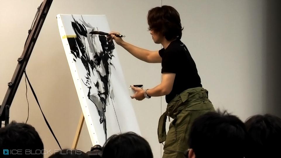 Yoji shinkawa boss