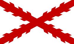 Bandera de Las Españas