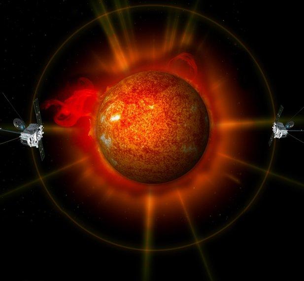 Słońce 3D