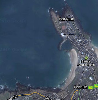RUNssel - advanced jogging: Racereport 2010-19: Island Dhu Swim