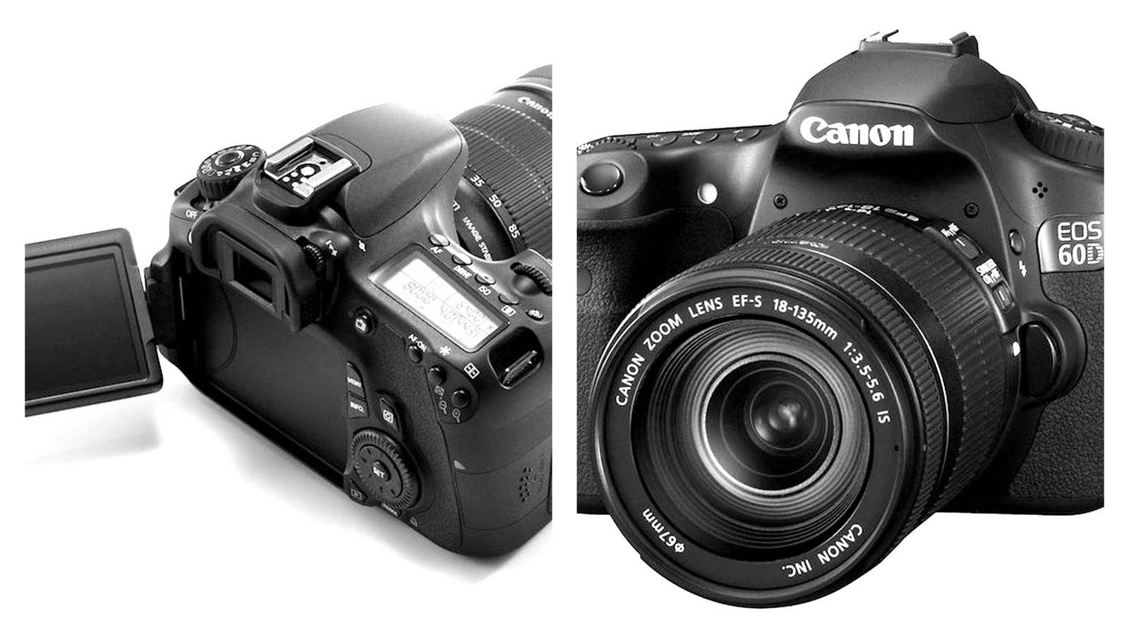New toy in town - Canon EOS 60D.
