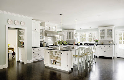 Luxury American Kitchen Design