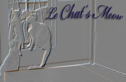 Le Chat's Meow