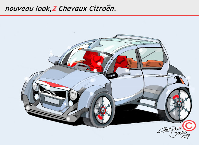 DEUCHES CITROEN