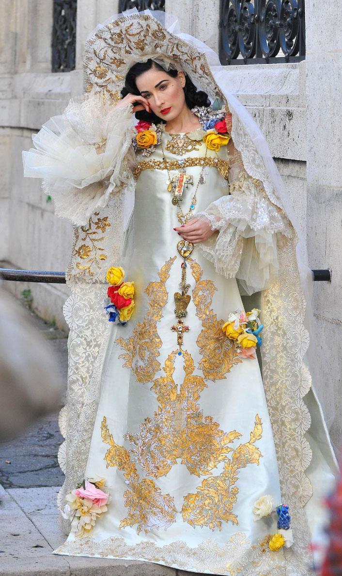 Vestidos de novia virgen