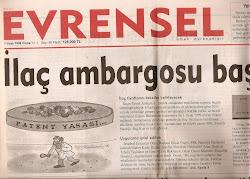 EVRENSEL 1999