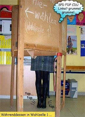 Transgender Europawahl 2009