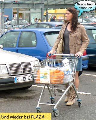 Svenja bei PLAZA in Kiel