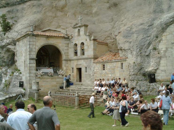Ermita de San Bernabé. Sotoscueva (Burgos)
