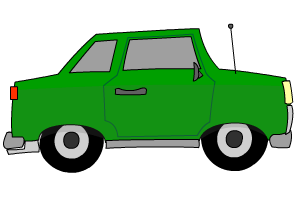 Picture Cartoon on Toondraw  Learn How To Draw Cartoons  How To Draw An Easy Cartoon Car
