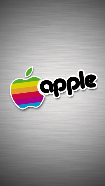 360x640wallpapers 360x640 Apple Logo