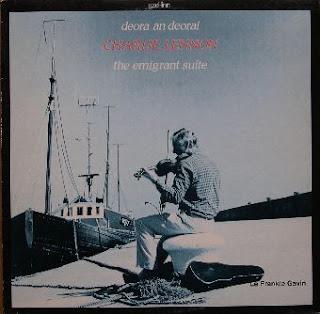 Cover Album of Charlie Lennon