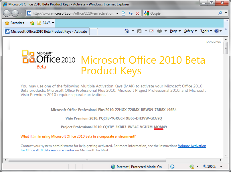 microsoft office 2010 product key Microsoft office 2010 is no doubt the no1 document creation and management tool available for us to use microsoft with there user friendly software have never let us down and always came up with the new idea which eventually rock the world.