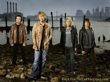 Bonjovi band members
