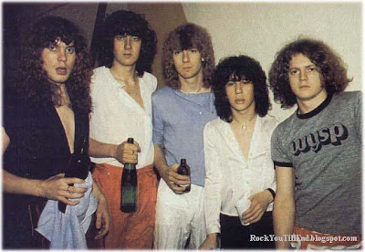 Def Leppard old pic