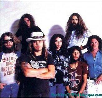 Rock Band Lynyrd Skynyrd
