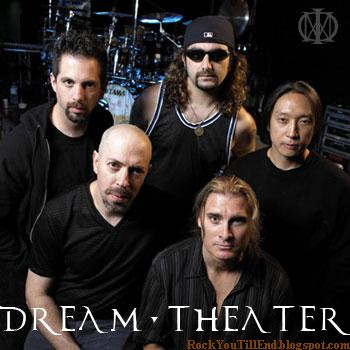 Dream Theater Band pic