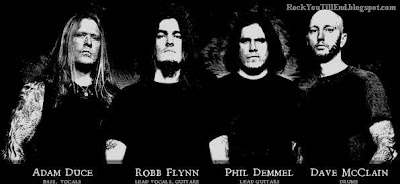 Machine Head members