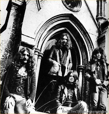 Black Sabbath old Pic