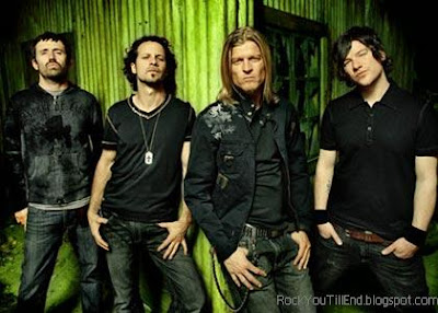 Puddle Of Mudd Band