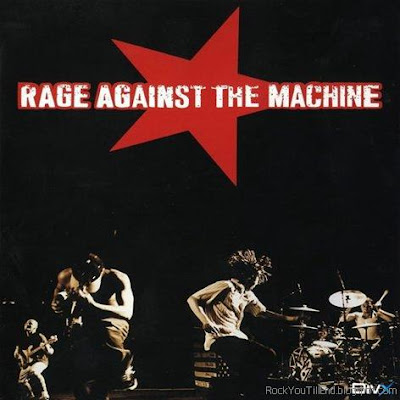 Rage Against The Machine Concert