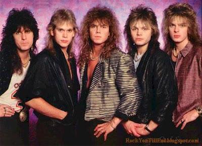 Europe rock band